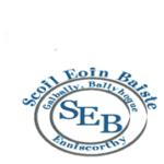 Scoil Eoin Baiste logo